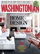 Washingtonian Oct 2014 Cover